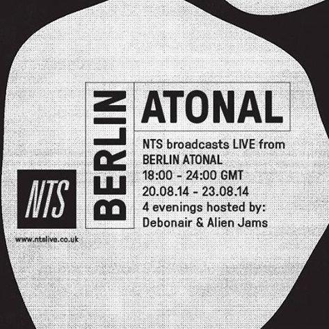 atonal poster