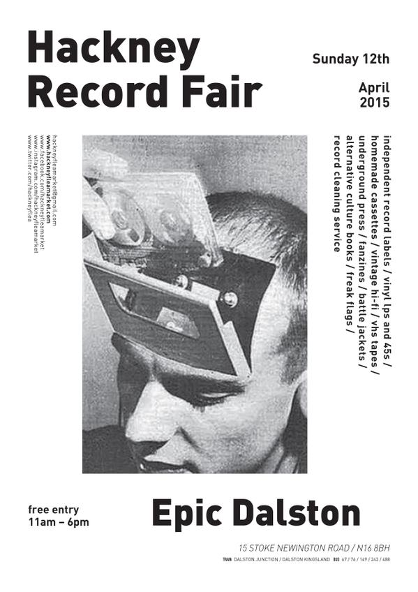 hackney label fair 2