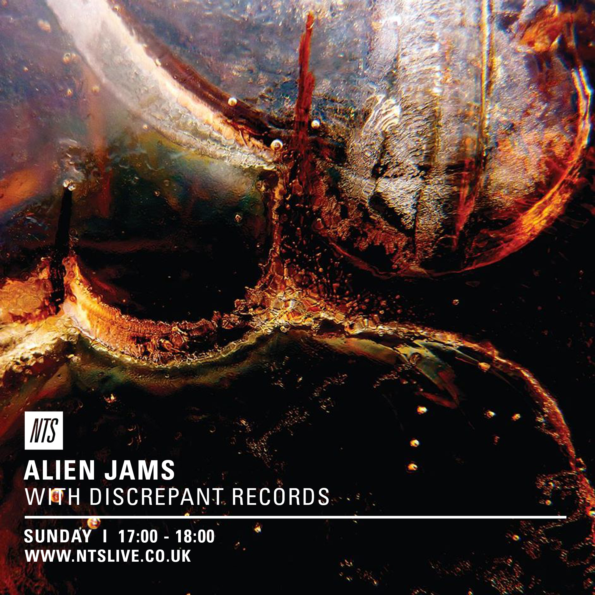 Alien Jams with Discrepant